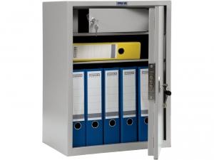 Шкаф металлический бухгалтерский ПРАКТИК SL-65Т купить на выгодных условиях в Саратове
