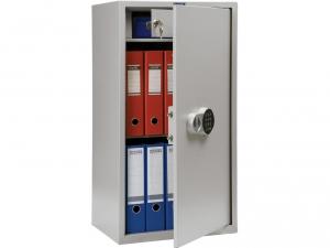 Шкаф металлический бухгалтерский ПРАКТИК SL-87Т EL купить на выгодных условиях в Саратове