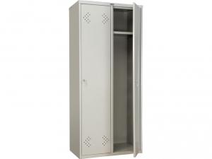 Шкаф металлический для одежды ПРАКТИК LS(LE)-21-80 купить на выгодных условиях в Саратове