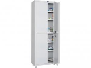 Металлический шкаф медицинский HILFE MD 2 1670/SS купить на выгодных условиях в Саратове