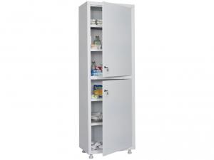 Металлический шкаф медицинский HILFE MD 1 1760/SS купить на выгодных условиях в Саратове