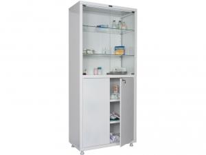 Металлический шкаф медицинский HILFE MD 2 1780/SG купить на выгодных условиях в Саратове