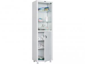 Металлический шкаф медицинский HILFE MD 1 1650/SG купить на выгодных условиях в Саратове