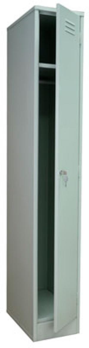 Шкаф металлический для одежды ШРМ - 11/400 купить на выгодных условиях в Саратове