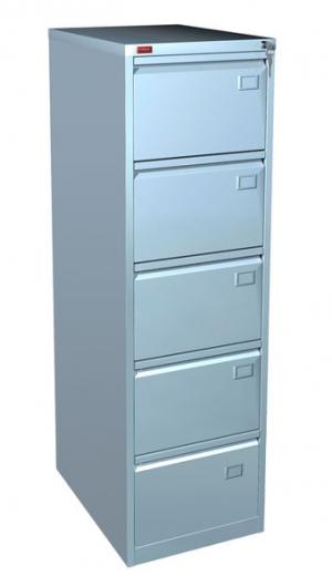 Шкаф металлический картотечный КР - 5 купить на выгодных условиях в Саратове
