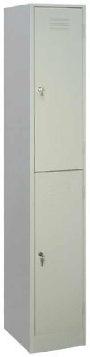 Шкаф металлический для одежды ШРМ - 12 купить на выгодных условиях в Саратове