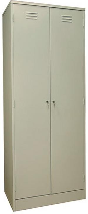 Шкаф металлический для одежды ШРМ - АК купить на выгодных условиях в Саратове