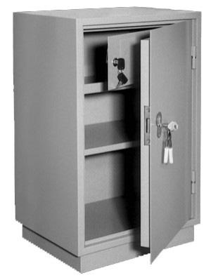Шкаф металлический бухгалтерский КБ - 012т / КБС - 012т купить на выгодных условиях в Саратове