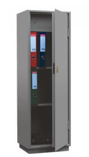 Шкаф металлический бухгалтерский КБ - 21т / КБС - 21т купить на выгодных условиях в Саратове