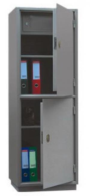 Шкаф металлический для хранения документов КБ - 032т / КБС - 032т купить на выгодных условиях в Саратове
