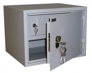 Шкаф металлический бухгалтерский КБ - 02т / КБС - 02т купить на выгодных условиях в Саратове