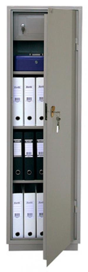 Шкаф металлический бухгалтерский КБ - 031т / КБС - 031т купить на выгодных условиях в Саратове