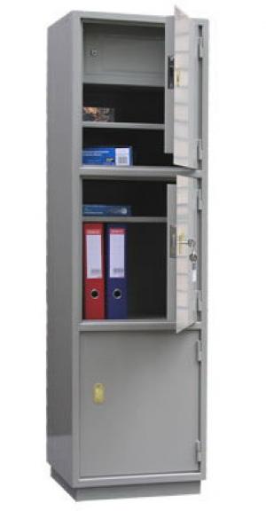 Шкаф металлический бухгалтерский КБ - 033т / КБС - 033т купить на выгодных условиях в Саратове