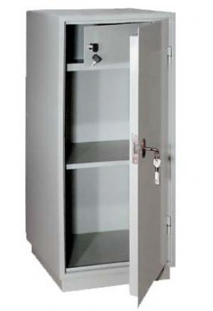Шкаф металлический для хранения документов КБ - 041т / КБС - 041т купить на выгодных условиях в Саратове