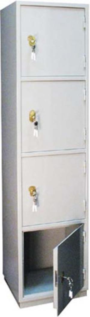 Шкаф металлический бухгалтерский КБ - 06 / КБС - 06 купить на выгодных условиях в Саратове