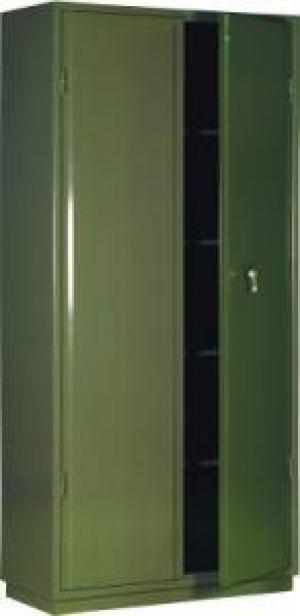 Шкаф металлический бухгалтерский КС-10 купить на выгодных условиях в Саратове