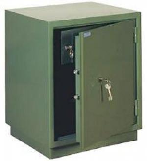 Шкаф металлический бухгалтерский КС-1Т купить на выгодных условиях в Саратове
