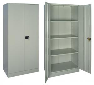 Шкаф металлический архивный ШАМ - 11/400 купить на выгодных условиях в Саратове