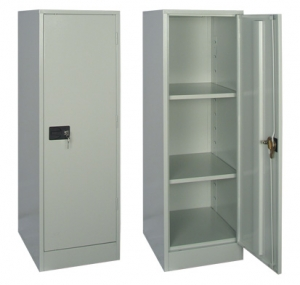 Шкаф металлический для хранения документов ШАМ - 12/1320 купить на выгодных условиях в Саратове