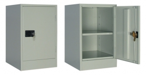 Шкаф металлический для хранения документов ШАМ - 12/680 купить на выгодных условиях в Саратове