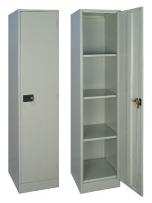 Шкаф металлический для хранения документов ШАМ - 12 купить на выгодных условиях в Саратове