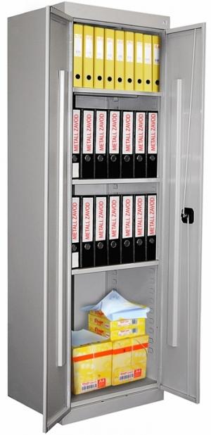 Шкаф металлический архивный ШХА-850 (40) купить на выгодных условиях в Саратове