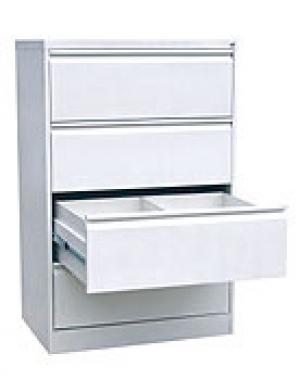 Шкаф металлический картотечный ШК-4-2 купить на выгодных условиях в Саратове