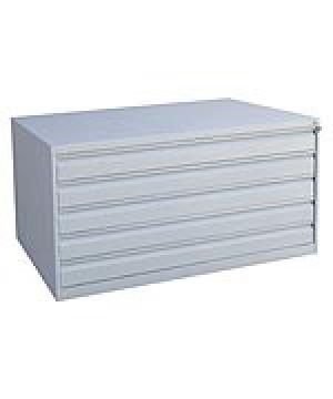 Шкаф металлический картотечный ШК-5-А0 купить на выгодных условиях в Саратове