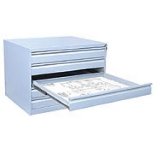 Шкаф металлический картотечный ШК-5-А1 купить на выгодных условиях в Саратове