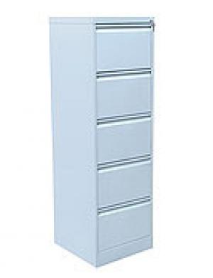 Шкаф металлический картотечный ШК-5Р купить на выгодных условиях в Саратове