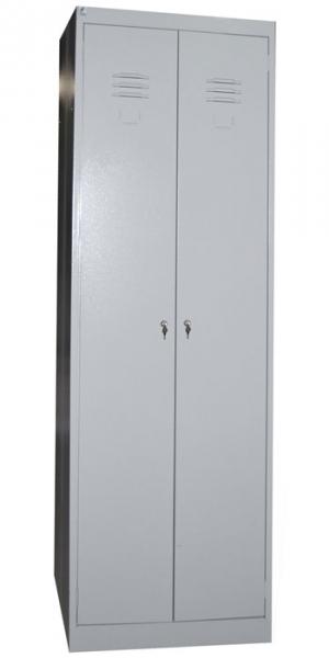 Шкаф металлический для одежды ШР-22-600 купить на выгодных условиях в Саратове