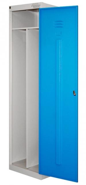 Шкаф металлический для одежды ШРЭК-21-500 купить на выгодных условиях в Саратове
