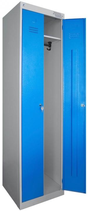 Шкаф металлический для одежды ШРЭК-22-500 купить на выгодных условиях в Саратове