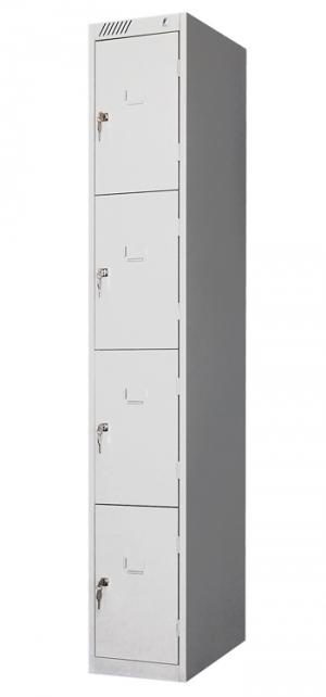 Шкаф металлический для сумок ШРС-14-300 купить на выгодных условиях в Саратове