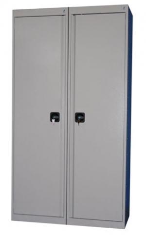 Шкаф металлический архивный ШХА-100(40) купить на выгодных условиях в Саратове