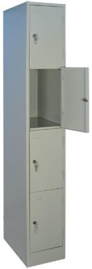 Шкаф металлический для сумок ШРМ - 14 - М купить на выгодных условиях в Саратове