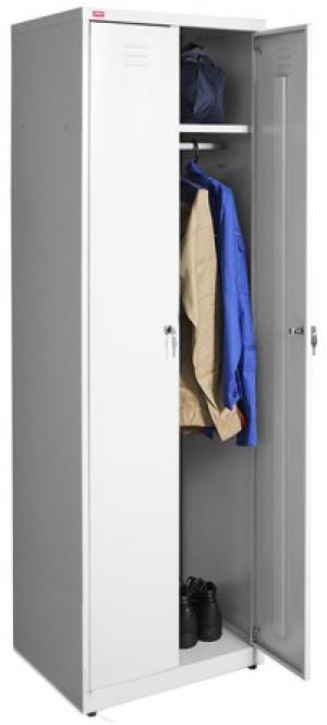 Шкаф металлический для одежды ШРМ - АК/800 купить на выгодных условиях в Саратове