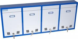 Ящик почтовый ЯПС-4