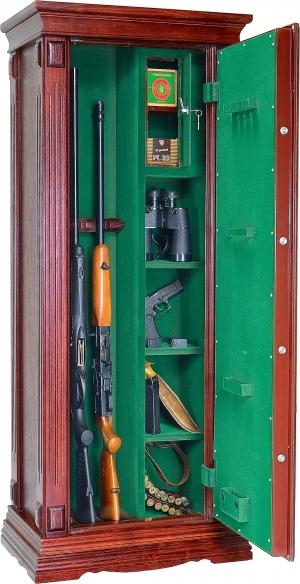 Эксклюзивный оружейный  сейф ОШ-335Эл