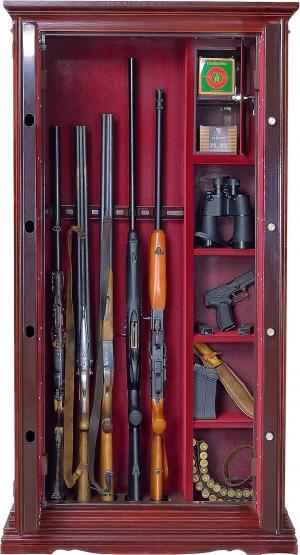 Эксклюзивный оружейный  сейф ОШ-535Эл