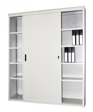 Шкаф-купе металлический AL 2012 купить на выгодных условиях в Саратове