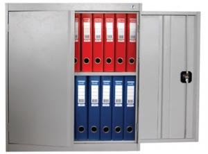 Шкаф металлический архивный ШХА/2-850 (40) купить на выгодных условиях в Саратове