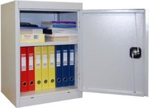 Шкаф металлический архивный ШХА-50 (40)/670 купить на выгодных условиях в Саратове