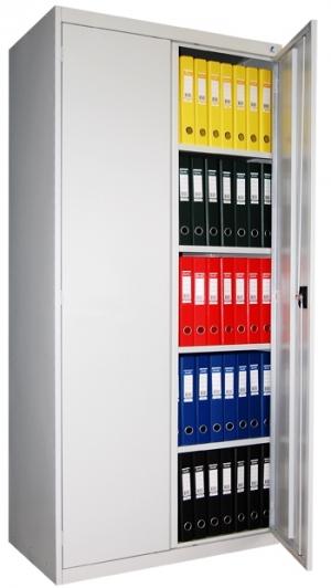 Шкаф металлический архивный ШХА-900(40) купить на выгодных условиях в Саратове
